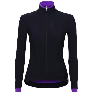 Santini Women's Passo Long Sleeve Jersey - Violet