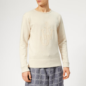 JW Anderson Men's JWA Anchor Sweatshirt - Calico