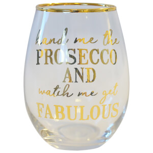 Hand Me the Prosecco Glass Tumbler from I Want One Of Those