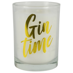 Gin Time Candle in Gift Box