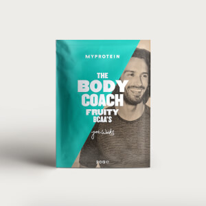 The Body Coach Fruity BCAA (Sample)