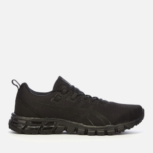 Asics Men's Lifestyle Gel Quantum 90 Trainers - Black/Black
