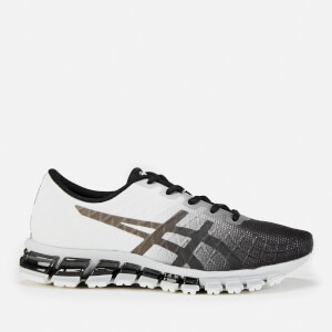 Asics Women's Running Gel-Quantum 180 4 Trainers - Black/White