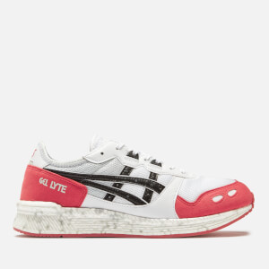 Asics Men's Lifestyle Hyper Gel Lyte Trainers - White/Rouge
