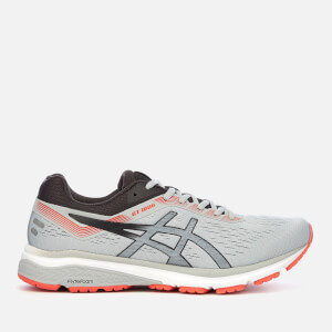 Asics Men's Running Gt-1000 7 Trainers - Mid Grey/Phantom