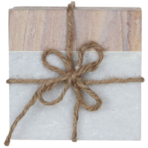 Tide Coasters - Brown (Set of 2) from I Want One Of Those