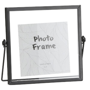 Aimee Small Photo Frame - Black
