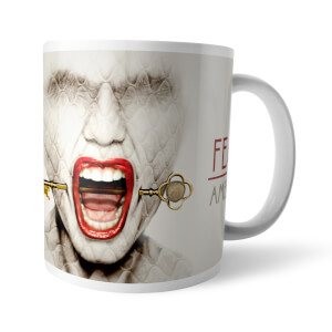 Taza American Horror Story Fear Has A Face