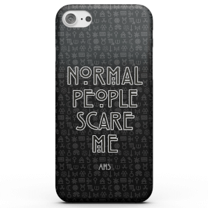 Funda Móvil American Horror Story Normal People Scare Me para iPhone y Android