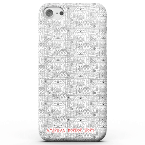 Coque Freakshow Pattern American Horror Story - iPhone and Android
