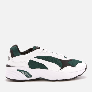 Puma Men's Cell Viper Trainers - Puma White/Ponderosa Pine