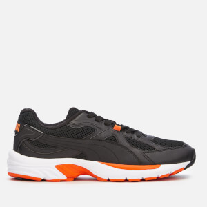 Puma Men's Axis Plus 90's Trainers - Puma Black/Puma Black