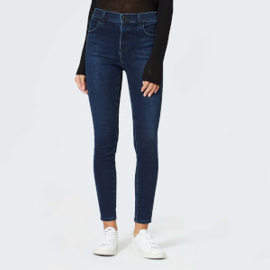 J Brand Women's Alana High Rise Skinny Jeans - Phased
