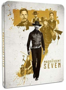 Magnificent Seven Steelbook