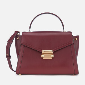 MICHAEL MICHAEL KORS Women's Whitney Satchel - Oxblood