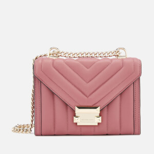 MICHAEL MICHAEL KORS Women's Whitney Shoulder Bag - Rose