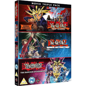 Yu-Gi-Oh! Movie Triple Pack