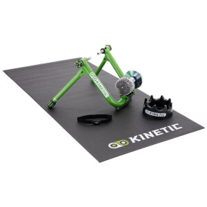 Kurt Kinetic Road Machine Smart Pack Turbo Trainer Bundle
