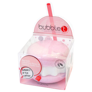 Bubble T Summer Fruits Tea Giant Bath Bomb Fizzer (180g)