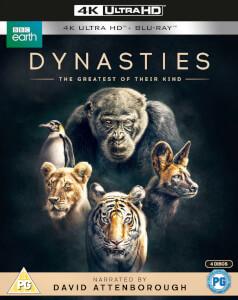 Dynasties - 4K Ultra HD