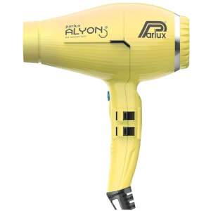 Parlux Alyon Air Ionzier Hair Dryer 2250W - Yellow