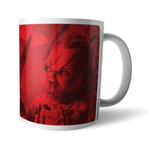 Taza Chucky Killer Couple