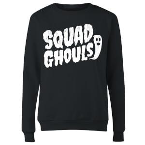 Squad Ghouls Women's Sweatshirt - Black