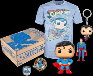 DC Legion of Collectors Box - Superman