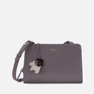 Radley Women's Liverpool Street Medium Cross Body Zip Top Bag - Charcoal