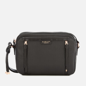 Radley Women's Penhurst Zip Medium Cross Body Zip Top Bag - Black