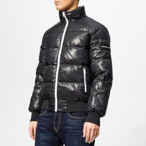 Calvin Klein Jeans Men's Puffer Down Jacket - Black