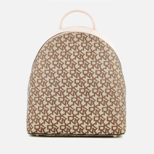 DKNY Women's Bryant Park Medium Backpack - Beige