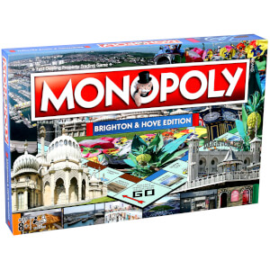 Monopoly Board Game - Brighton Edition