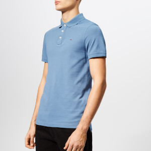 Tommy Jeans Men's Essential Polo Shirt - Coronet Blue