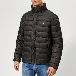 Tommy Jeans Men's Essential Field Jacket - Tommy Black