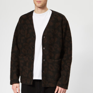 Our Legacy Men's Leopard Cardigan - Leopard