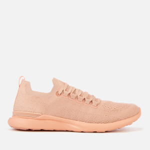 Athletic Propulsion Labs Women's TechLoom Breeze Merino Wool Trainers - Blush