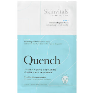 Skinvitals 2 Step Face Mask - Quench