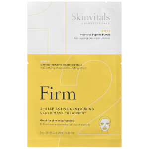 Skinvitals 2 Step Face Mask - Firm