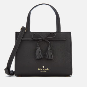 Kate Spade New York Women's Hayes Street Small Sam Bag - Black