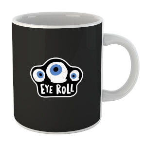 Eye Roll Mug