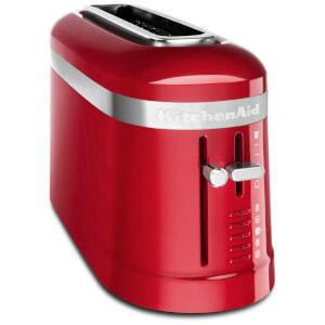 KitchenAid 5KMT3115BER 2 Slot Design Toaster - Empire Red