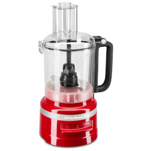 KitchenAid 5KFP0919BER 2.2L Food Processor - Empire Red