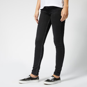 Levi's Women's 710 Super Skinny Jeans - Freak Out Without Damage