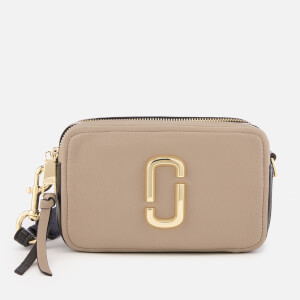 Marc Jacobs Women's The Softshot 21 Cross Body Bag - Cement Multi