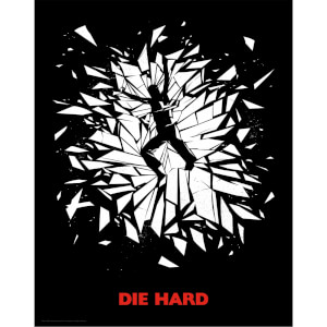 Die Hard Limited Edition Art Print