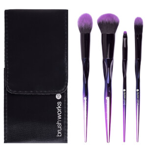 brushworks HD Complete Face Brush Set