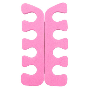 brushworks Toe Separators separator do pedicure