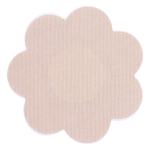 brushworks Satin Petal Nipple Covers -nännisuojat