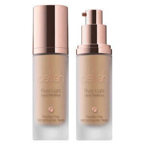 Iluminador líquido Pure Light Liquid Radiance de delilah - Halo (30 ml)